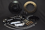 Toyota Supra MKIV Front 14.25in 6 Piston AERO6 Wilwood Big Brake Kit